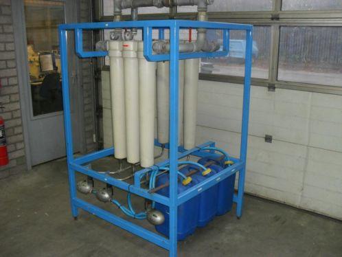 Persluchtfilter 30 m3/min Hiross 3 -traps